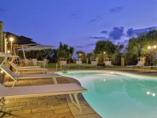 Villa Elaia common swimming pool