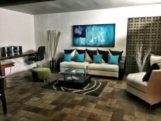 Modern Rustic 2 bedroom loft, Cali