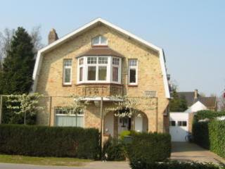 Alena Villa Guesthouse, 2 guest rooms in charming Villa in quiet neighborhood, Bruges