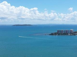 Mejor Atlántico y vista del mar Caribe en Puerto Rico, Fajardo