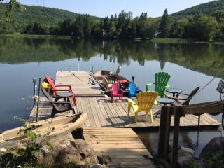 Terrific Family Vacation Spot, Book Laurentian Autumn and Tremblant Ski Season