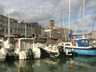 Appartement T2  -  50m2  -  Port de La Rochelle