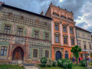 Spillenberg House in the UNESCO gem of Levoca.