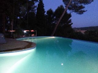 160 m² dans parc 4 ha avec pisc/spa/sauna/hammam.., Mas-Saintes-Puelles
