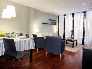 Spacious apartment in the heart of Barcelona