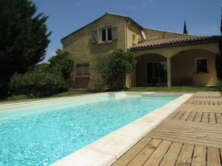 Grand Mas Provencal - Private swimming pool, Portes-en-Valdaine