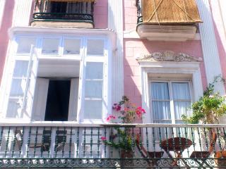 Palacio La Casa Rosa.Emociónate. Céntrico Wifi A/A, El Puerto de Santa Maria