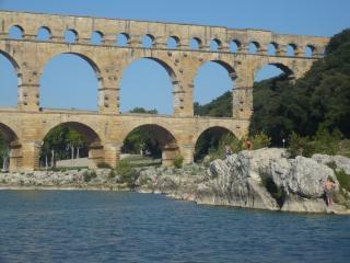 Gîte au Pont du Gard