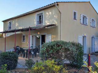 Provencial living with 67 m2 living area with 20 m2 terrace and 100 m2 private garden