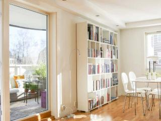 Bright, spacious & central 2BR/1BA, Oslo