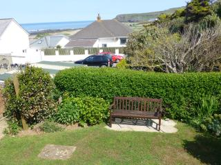 The garden at the rear is private with a shed containing a circular table, 4 chairs and 4 recliners