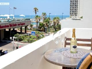 Beach Apartment on Hayarkon st., Tel Aviv