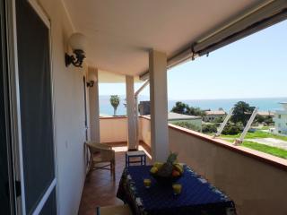 Terrace overlooking the sea Fertilia