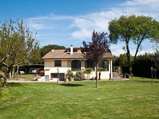 Villa con piscina e piccolo maneggio, Canale Monterano