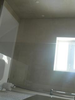Bathroom grey suite