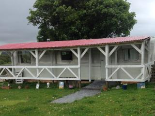 the Haven Mobile Home Panoramic View  Devils Bit