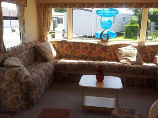 8 Berth Caravan on Marine Holiday Park in Rhyl