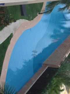 one of the 2 pools
