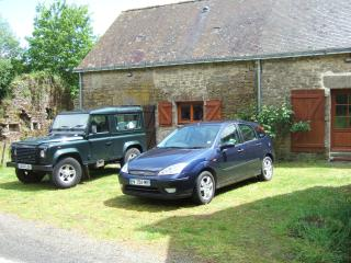 A Charming Breton stone cottage
