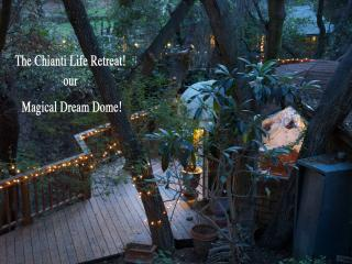 Magical Dream Dome at the Chianti Life Retreat, Topanga