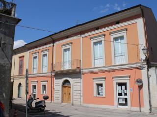 Palazzo Croce, Vallevo