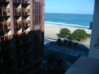ocean view double/twin room in copacabana