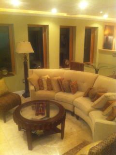 Sectional Seating Area