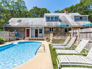 DRAPM - Mink Meadows Family Compound, Private Pool, Walk or Drive to Private Association Beach, Beautifully Landscaped Yard,  Deck and Patio,  Golf 1 Mile from House, Vineyard Haven