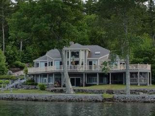 Lake Winnipesaukee Luxury Waterfront (THI132Wf), Gilford