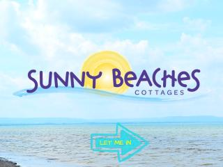 Sunny Beaches Cottages, Wasaga Beach