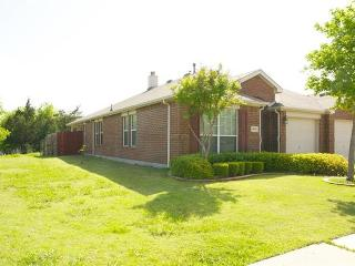 Green Holiday Home rental in Texas, Promo $150/nt, Fate