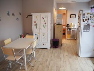 Appartement rez-de-jardin 2pièces classé 3 étoiles, Houlgate