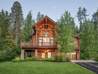 Log Cabin Luxury at Teton Springs - Sleeps 12