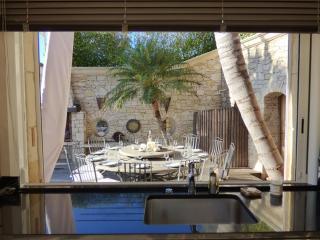 Villa 12pers./plage privee/2 piscines/sauna/hammam