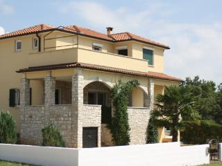 Spacious Family Villa with Private Pool near Porec