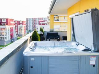 Brasov Sweet Retreat-Penthouse Galben 3 room 160m2