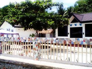Beach house white beach nearby whale sharks, Cebu Island
