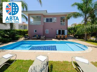 Oceanview Villa 016 - close to the beach, Protaras