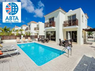 Oceanview Villa 018 - close to amenities and beach, Protaras