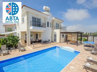 Oceanview Villa 034 - 4 bedroom villa in Ayia Napa
