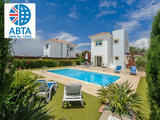 Oceanview Villa 036 - lovely landscaped garden, Ayia Napa