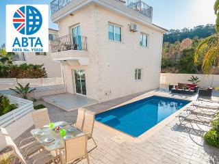 Oceanview Villa 051 - Roof-top and private pool, Protaras