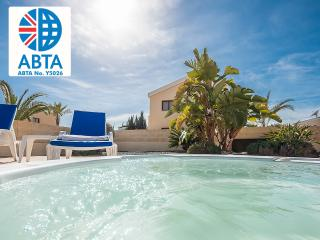 Oceanview Villa 066 - Private Pool and Jacuzzi, Ayia Napa