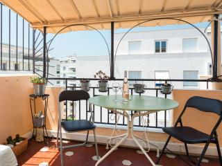 Spacious French Riviera apartment, Niza