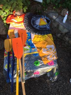 Lilos paddles basic inflatables.