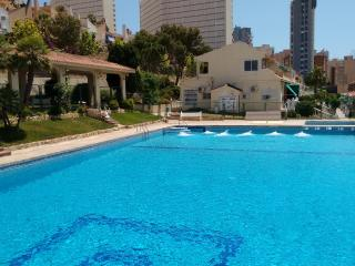 NICE APARTMENT LEVANTE BEACH BENIDORM