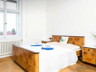 One room of Eco-Villa Flora just 4u, Praga