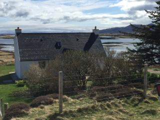 rowan cottage north uist