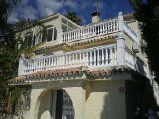 Panoramavilla 13 bäddar uppvärmd Pool, Fuengirola