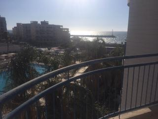 Beautiful Apartment Overlooking the Sea, Ashkelon
